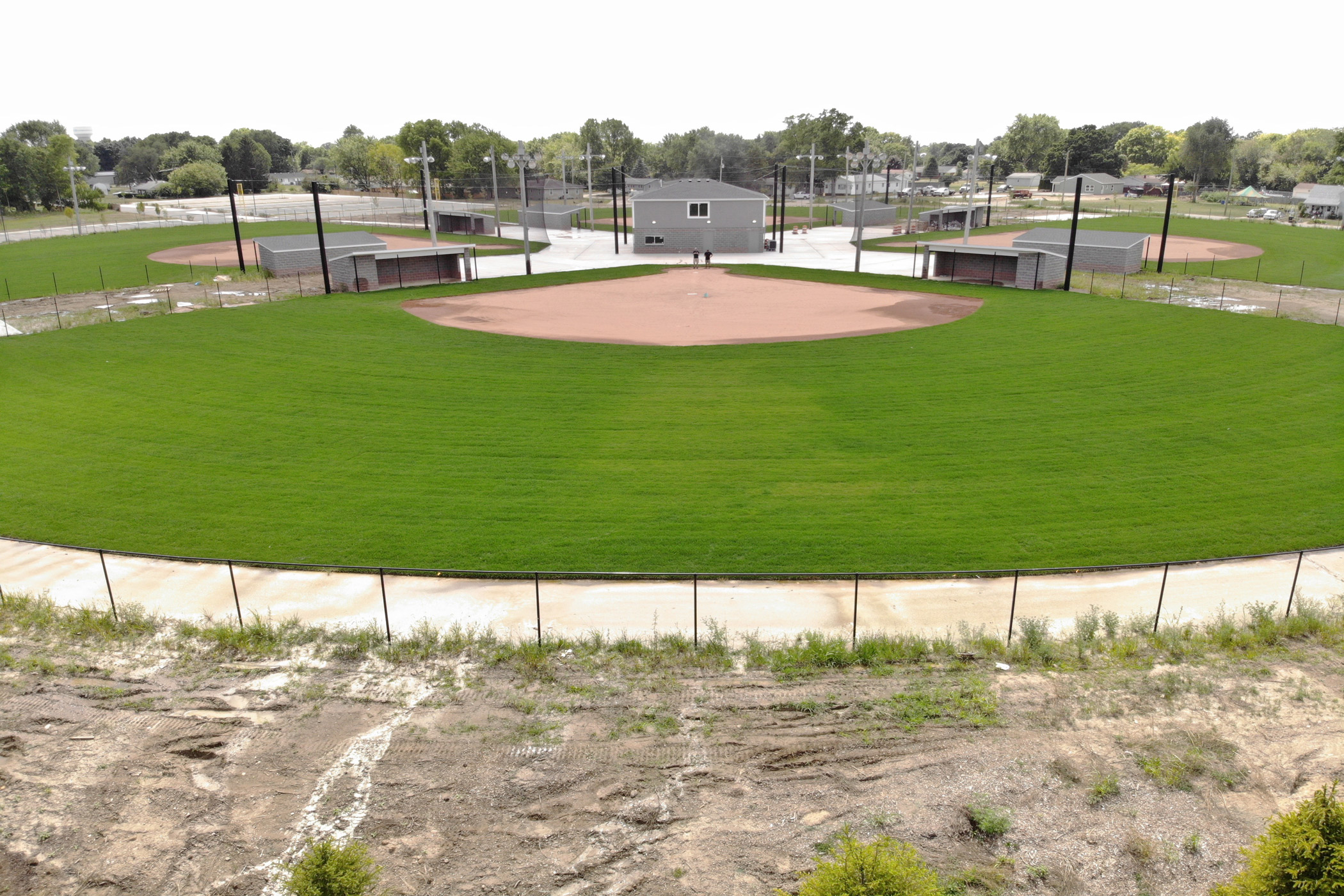 Image of Baseball & Softball Fields