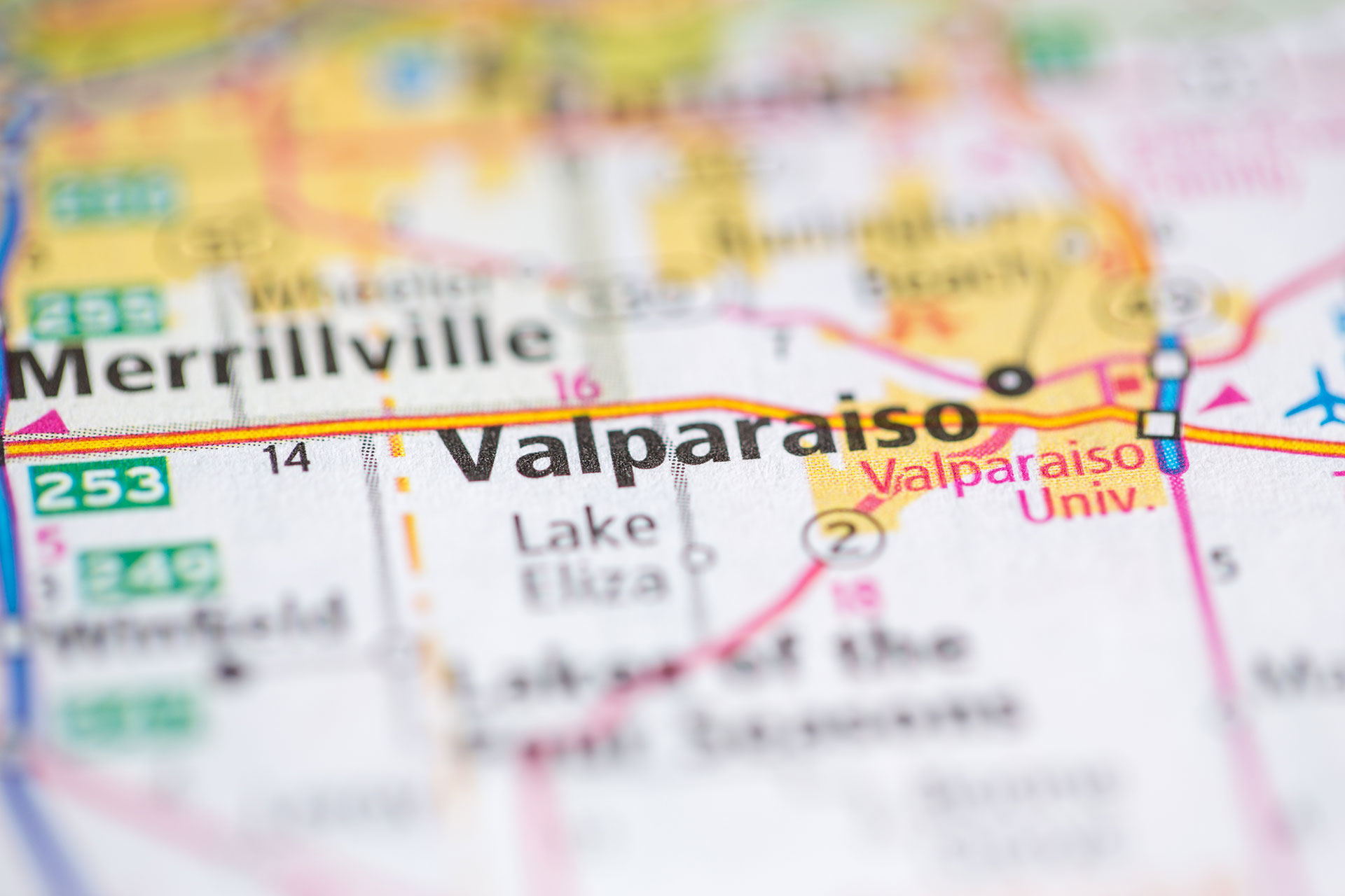 Image of Valparaiso