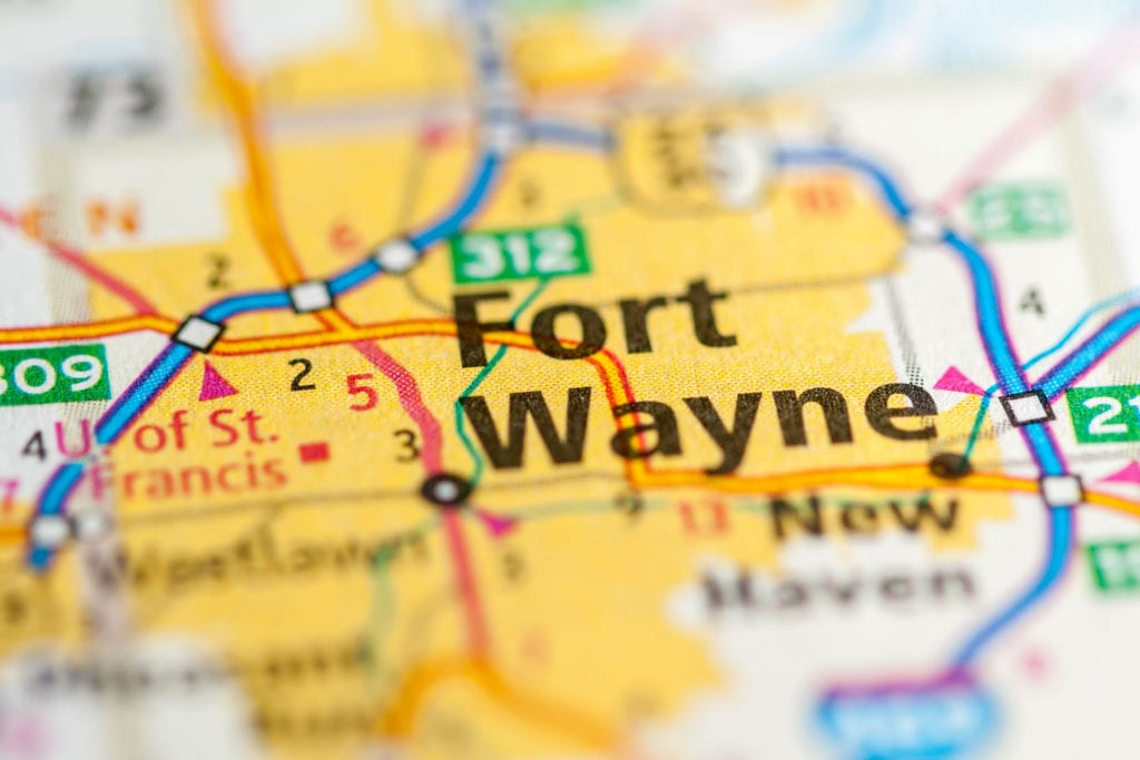 Image of Fort Wayne